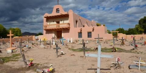 San Ildefonso Pueblo, New Mexico