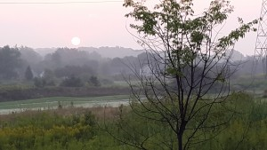 Day 0 Sunrise