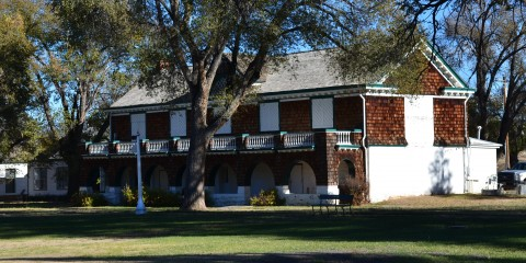 Fort Stanton Historic Site
