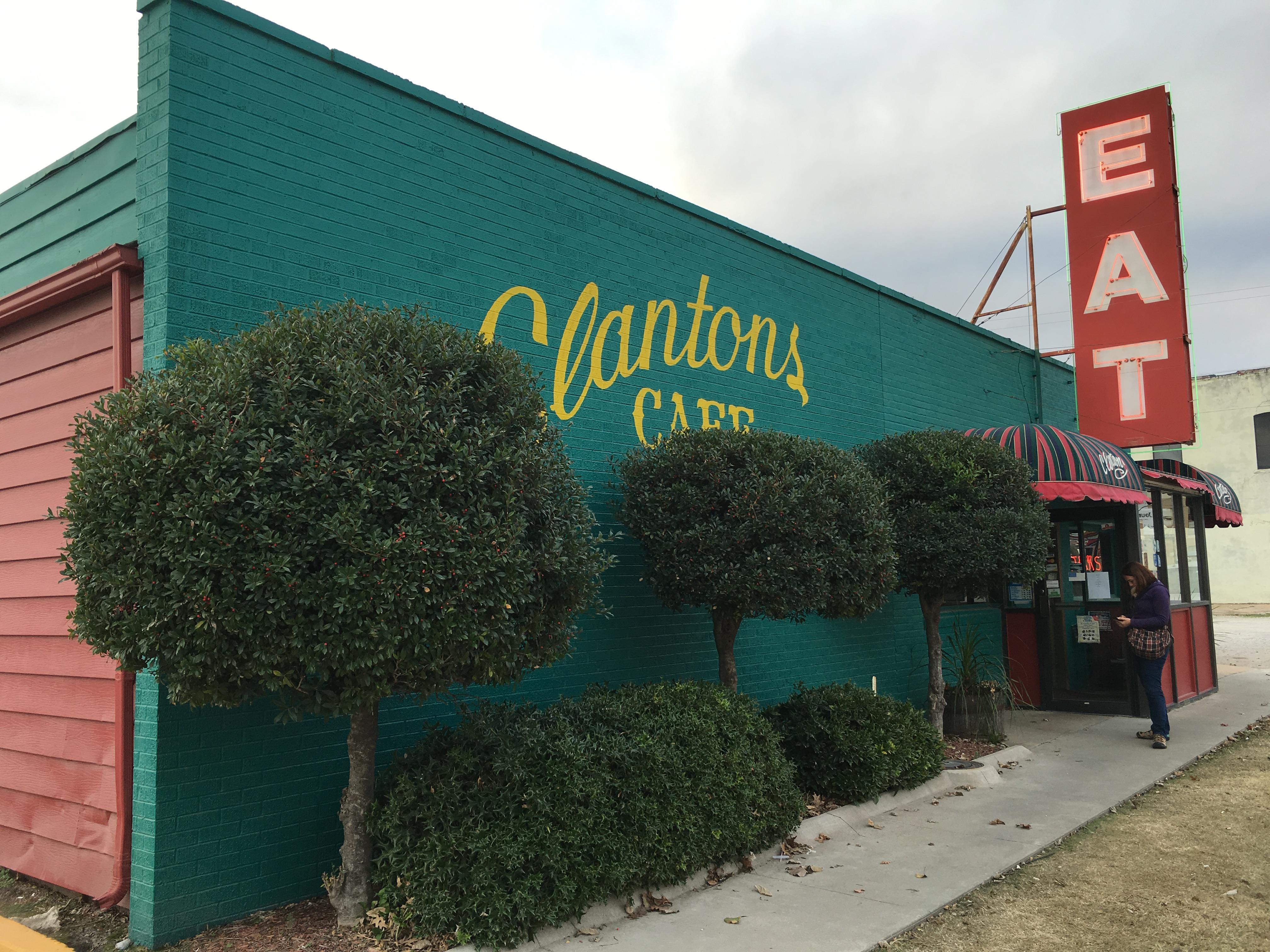 Clanton's